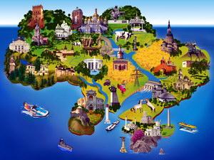 Інноваційна політика кластероутворення в рекреаційно-туристичній сфері України