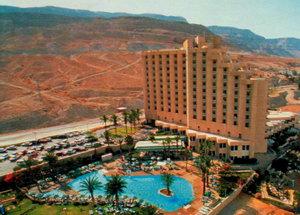 Усі готелі на Мертвому морі - найвищого рівня