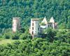 Замок X ст. - Червоногруд (урочище Червоне), село Нагоряни