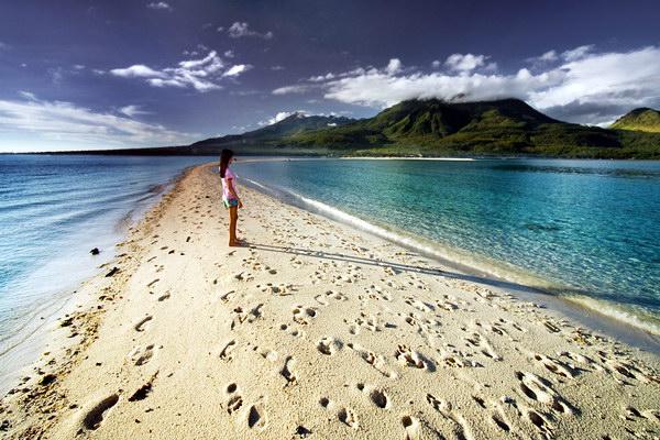 Пляж на території національного парку Генрі Пітера