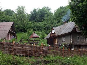 сільський (зелений) туризм в Україні