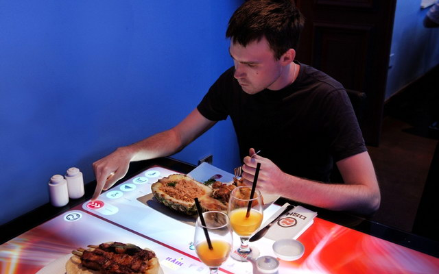 Interactive Restaurant Technology