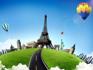 Сучасні світові тенденції розвитку туризму