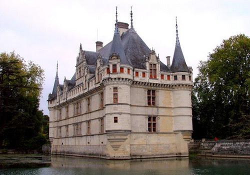 Замок Азе-ле-Рідо