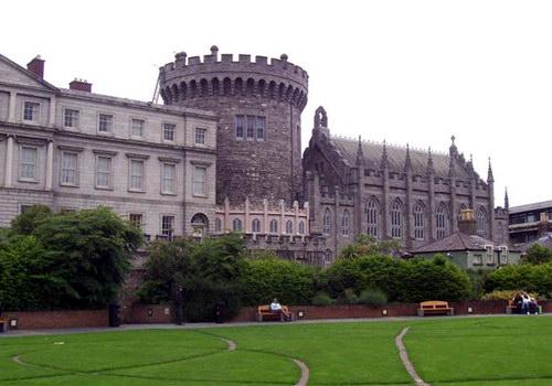 Дублінський замок
