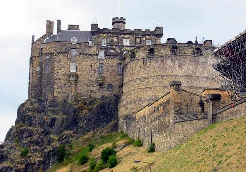 Единбурзький замок