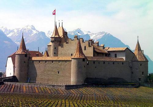 Замок Егля