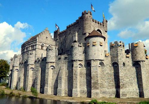 Замок Гравенстін