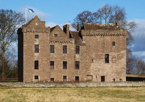Замок Хантінгтауер