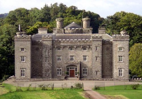 Замок Слейн