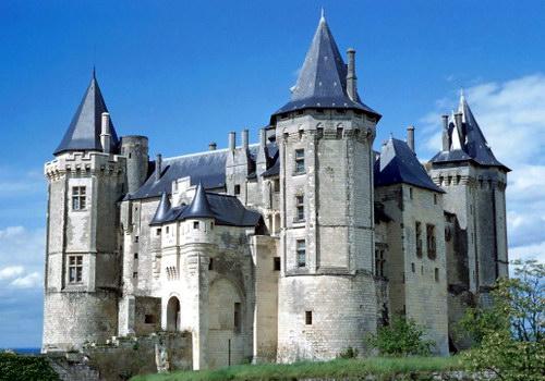 Замок Сомюр