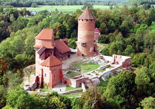 Турайдський замок