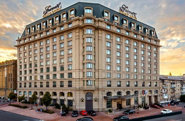 готель у Києві