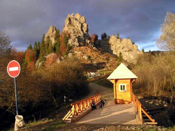 Забезпечення доступу до Урицьких скель